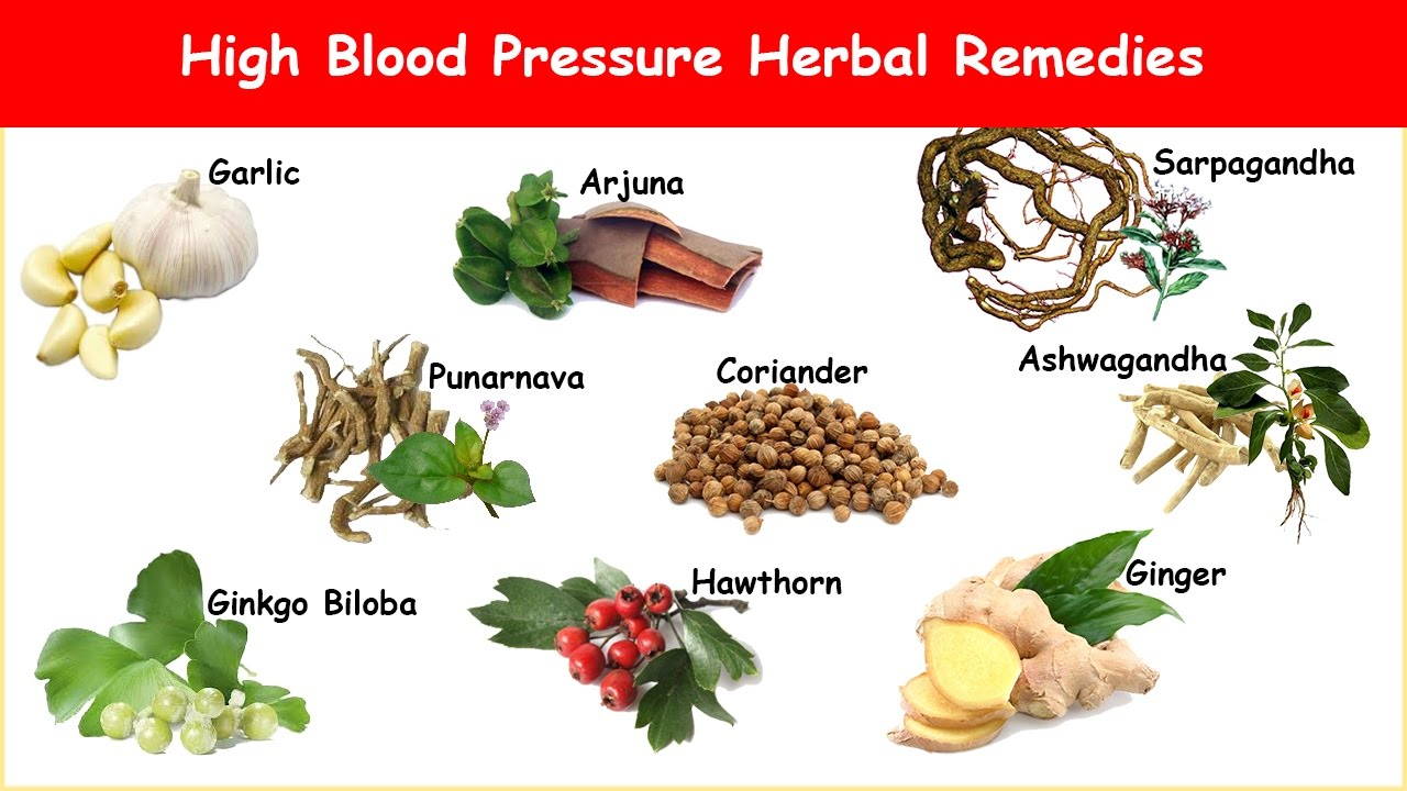 Photo of ROLE OF AYURVEDIC HERBS IN THE TREATMENT OF HYPERTENSION