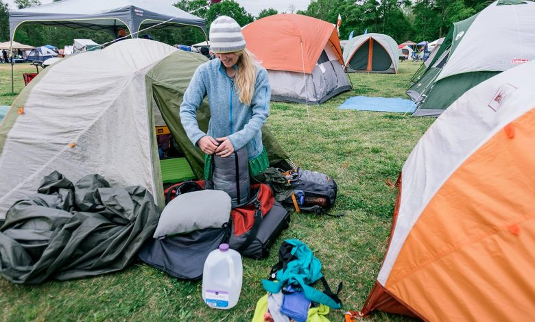 The top camping gear will provide the funniest adventure ever
