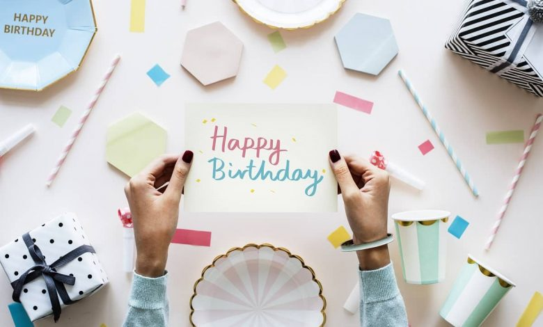 Send Unique birthday wishes to your loved ones